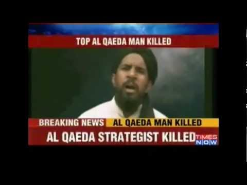 Drone strike kills No. 2 Al Qaeda leader in Pakistan