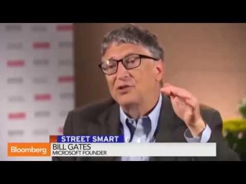 Lo que Opinan los Expertos, Bill Gates  sobre el Bitcoin