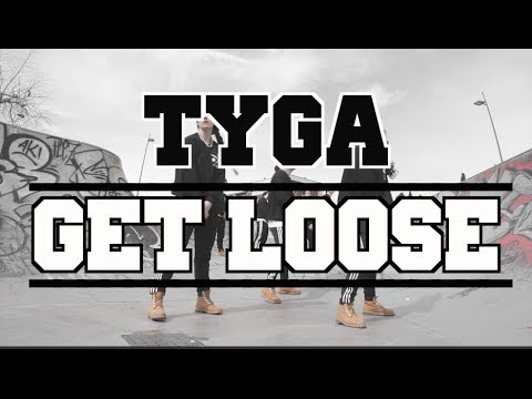 Emanuele Battista aka BIG | Tyga - Get Loose | NEW SWEATSHIRT PROMO