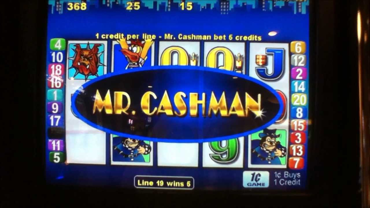 mr cashman slots