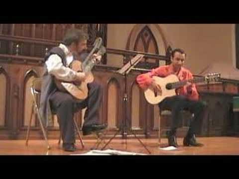 Russian 7 String Guitar - IARGUS 2008 - Concert pt.3