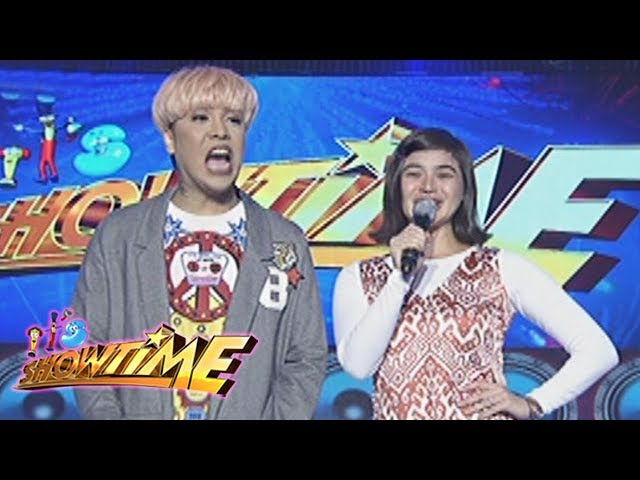 It's Showtime: Anne Curtis' motto