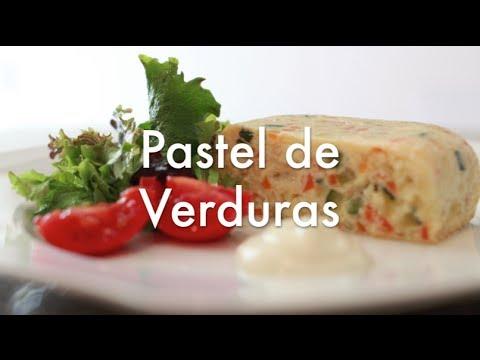 Pastel de verduras - Recetas de cocina fáciles y económicas