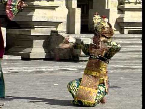 Tari Legong Legod Bawa video