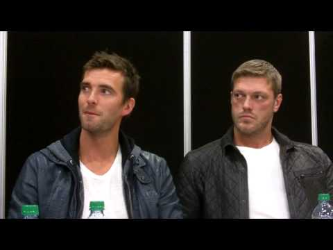 NYCC 2012 Haven   Lucas Bryant, Adam Copeland Parts 1 2