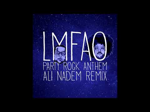 LMFAO - Party Rock Anthem (Ali Nadem Remix) - Electro House - Free Download - HD