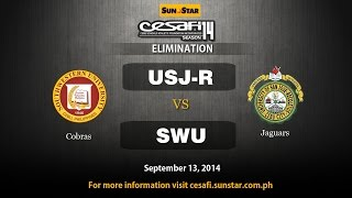 SWU vs USJR  - College - September 13, 2014