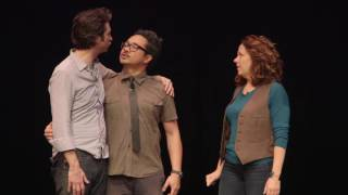 Speak in One Voice - Roman Improv Games