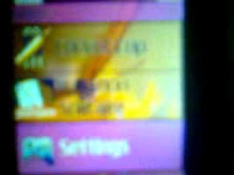 Nokia 1616-2 video