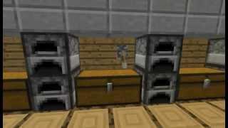 Minecraft zombi biztos ház alaksorral