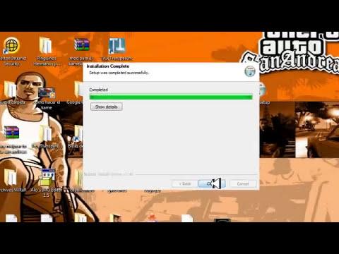 Como Descargar Cleo 4 Para Gta San Andreas!! Bien Explicado
