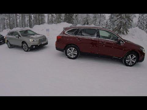 """Обновленный Subaru Outback 2018 против """"старого"""" - что изменилось?"""