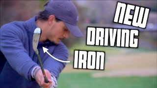 Driving Iron On Every Tee Shot Challenge | GM GOLF
