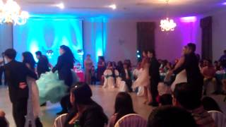 Eda and her own cort quinceñera valz by sky dreams