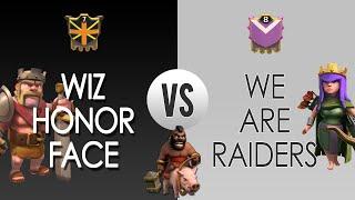 Arranged War: WHF vs We Are Raiders - Live Stream Tomorrow