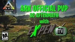 ARK SURVIVAL OFFICIAL PVP THE RAGE OF EXPEN TV AND THE ROAST OF TU (RATED M)[Ps4Pro]