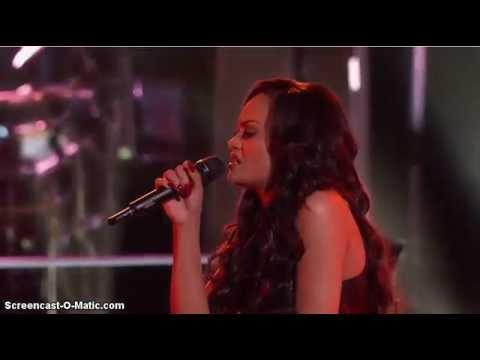 The Voice Battle Round Melissa vs Britnee