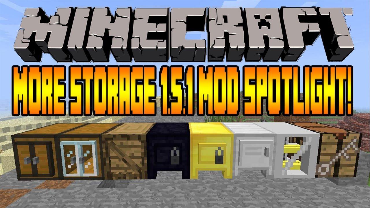 Minecraft 1.5.1 Mod Spotlight