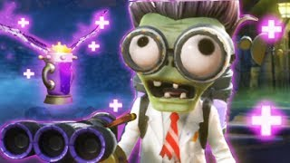 Plants vs. Zombies: Garden Warfare - The Scientist