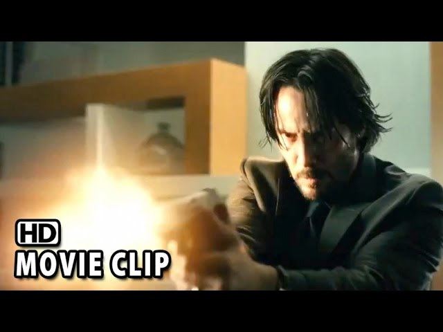 John Wick Movie Clip - Intruders (2014) - Keanu Reeves HD