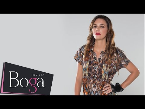 Revista Boga - Maria Jose Martinez