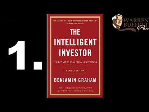 Warren Buffett's top 3 books