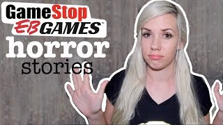 The WORST Things About Working at GameStop (or EB Games)