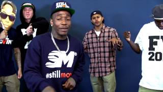 Dizzy Wright - Still Movin