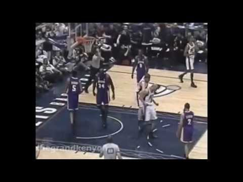 Kenyon Martin 35 points & 11 rebounds vs. Los Angeles Lakers (June 12, 2002)