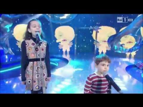 Un Natale d'Oro Zecchino - Chi ha Paura del Buio - Alessia Chianese e Edoardo Barchi