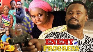 ENEMY OF PROGRESS 7 {NEW MOVIE} - ZUBBY MICHEAL|LATEST NIGERIAN NOLLYWOOD MOVIE
