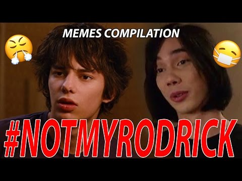 NOT MY RODRICK meme compilation