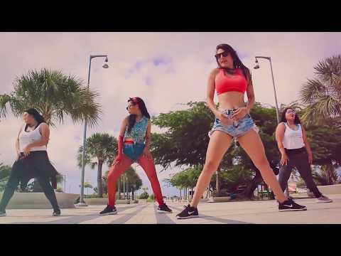 Machika - J. Balvin, Jeon, Anitta | Zumba Choreo by Andrea Alfonzo