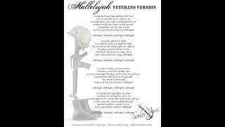 Jilley   Hallelujah Veterans Version   FS   11 Nov 2017