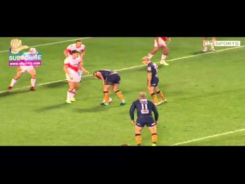 Rugby Highlights: St Helens vs Hull FC (16-17) - Super League - 3rd April 2016 - 3/4/2016
