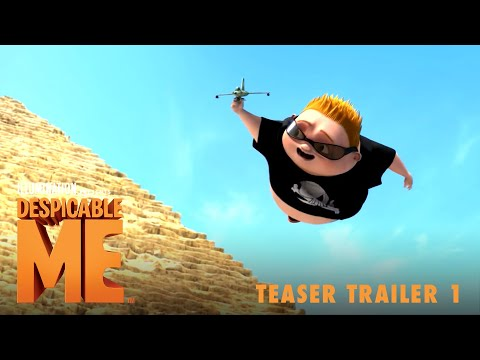 Despicable Me - Teaser Trailer #1
