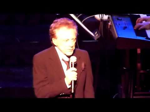 "Frankie Valli, sings ""My Eyes Adored You"" -- Frankie Valli and The Four Seasons' concert -- Ferguson Center For The Performing Arts, Christopher Newport Univ..."