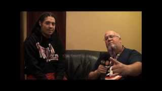 NONPOINT Interview With ELIAS SORIANO