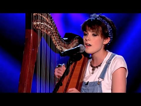 Anna McLuckie performs  Get Lucky  by Daft Punk - The Voice UK 2014: Blind Auditions 1 - BBC One