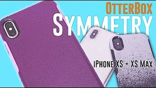 OtterBox Symmetry Series Case | iPhone XS & XS Max
