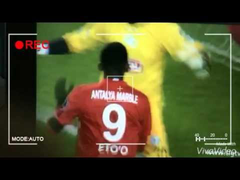 12 eme buts Samuel Eto'o avec Antalyaspor
