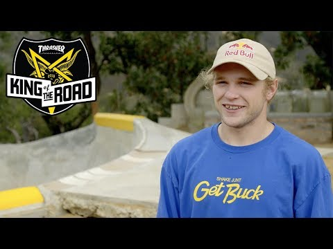 King of the Road Season 3: Jamie Foy Profile