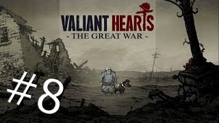 Valiant Hearts: The Great War (#8) - САПЁР ОТ БОГА