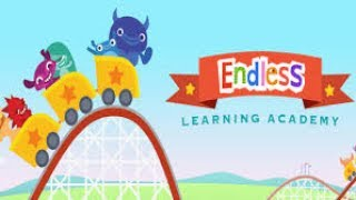Endless Learning Academy - Best iPad app videos for kids (Endless Alphabet) - Ellie