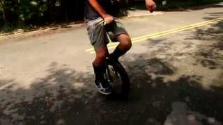 "20150709 Alternative unicycling tricks 俊傑 ""玩 一輪車 "" 袋鼠/12""/36""/ultimate-impossible wheel"