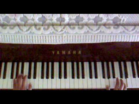 Vaseegara (Zara Zara) - Minnale -TamilHindi Song on Piano by...