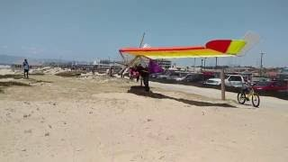 Otto Lilienthal Day 2016 at Dockweiler Beach, CA
