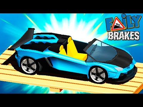 МАШИНКИ Faily Brakes #47 прохождение ИГРЫ про машины как мультик для детей VIDEO FOR KIDS cars games