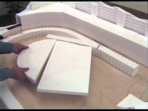 Modelling Foam Sheets Foam Sheets Model Layout
