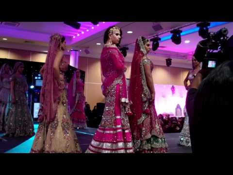 Asian Bridal Dresses Catwalk Part 2 (The WedAsia Bridal Show, 29th Jan,2012)